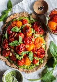 pesto pizza 2