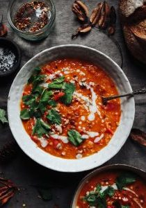 red pepper stew